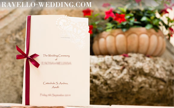 Ravello Wedding Planner | Package offer